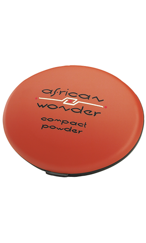 African Wonder Compact Powder